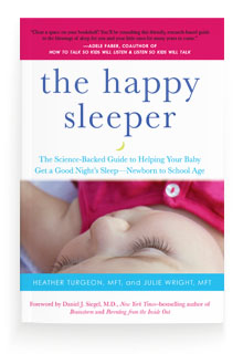 happy sleeper book
