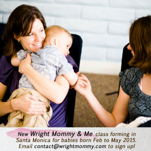 Wright Mommy Santa Monica